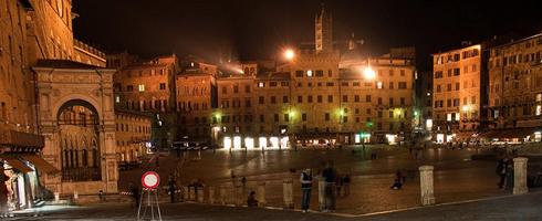 Siena by night - Giacomo Donati